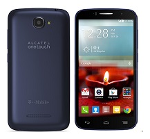Alcatel 7040<br>One Touch Fierce 2