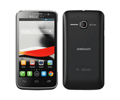 Alcatel 5020<br>One Touch Evolve