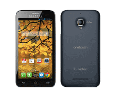 Alcatel 7024<br>One Touch Fierce