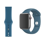 iWatch 38mm to 40mm Wrist Band Blue