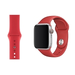 iWatch 38mm to 40mm Wrist Band Red